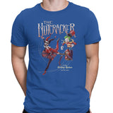 Nutcracker The Joker T-Shirt Men's Blue
