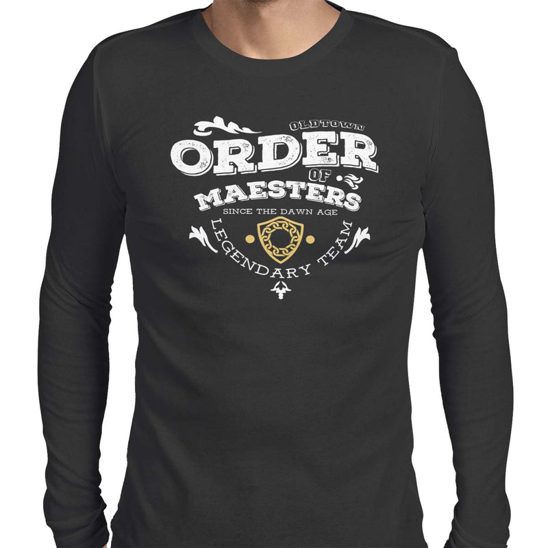 game of thrones order of maesters t-shirt black
