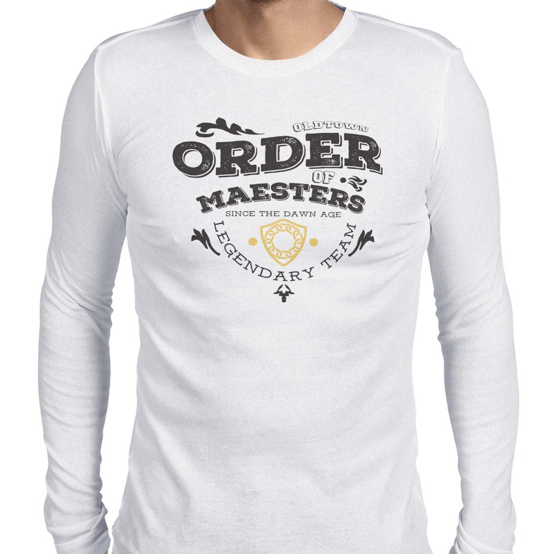 game of thrones order of maesters t-shirt white