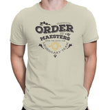 game of thrones order of maesters t-shirt natural