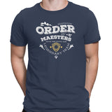 game of thrones order of maesters t-shirt navy