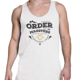game of thrones order of maesters tank top white