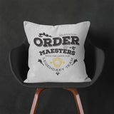 game of thrones order of maesters cushion