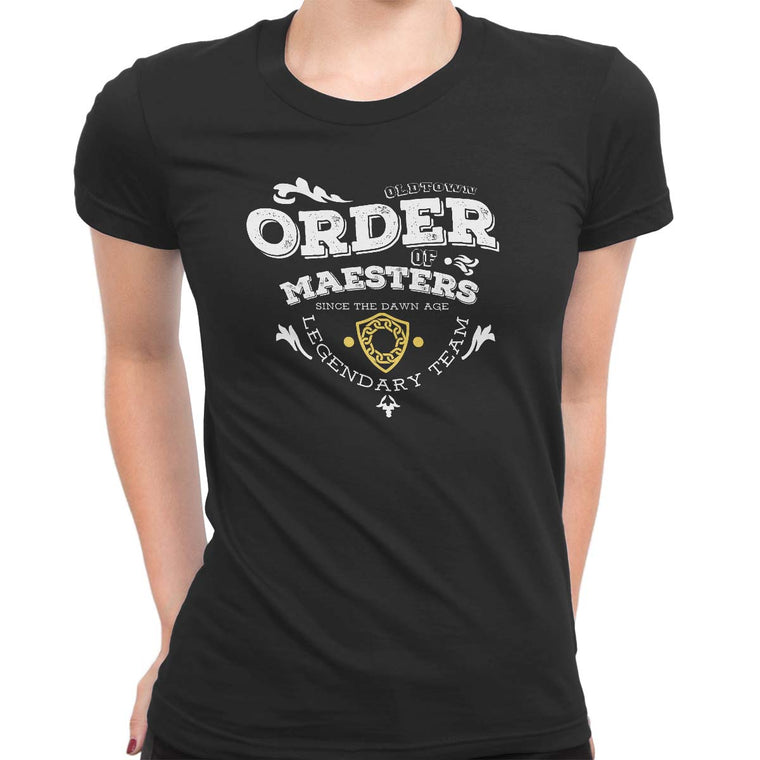 Order of Maesters Women's Classic Tee