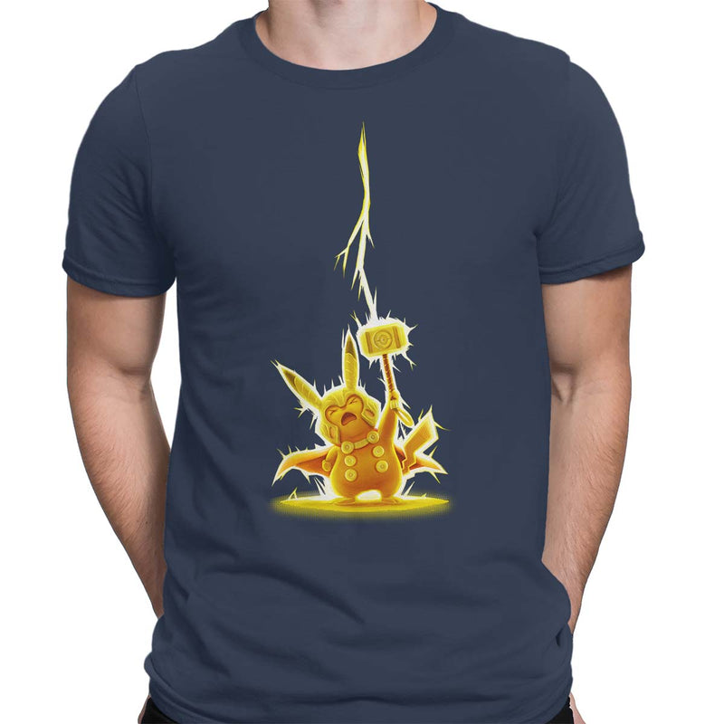 avengers pokemon pikathor tshirt