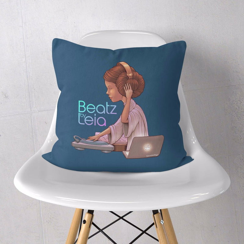 Star Wars Beatz By Leia Cushion