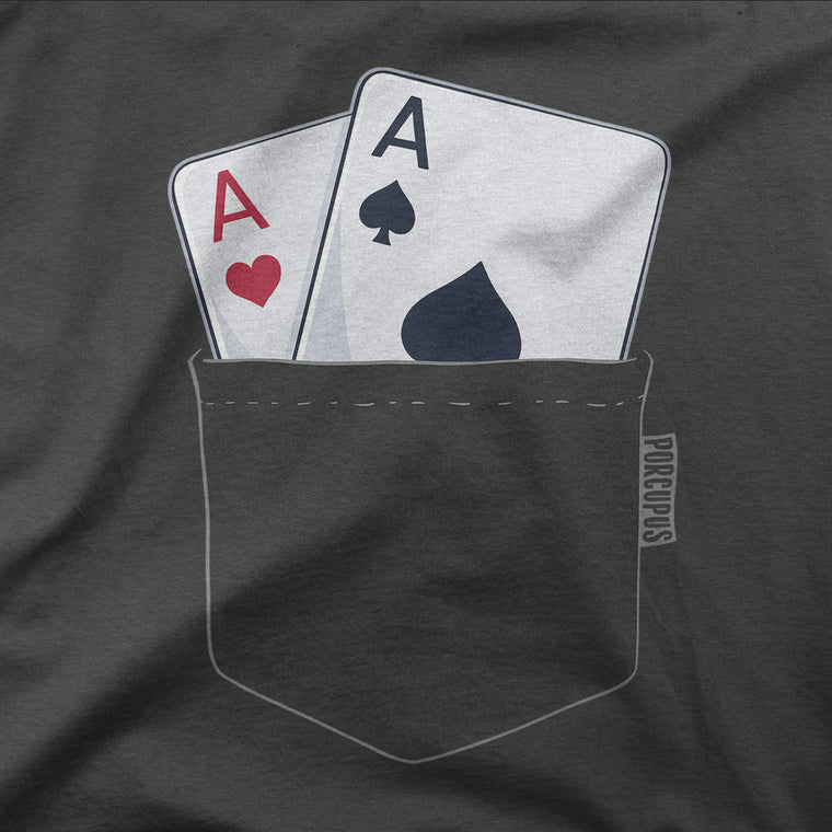 Aces In My Pocket Men's Classic Tee