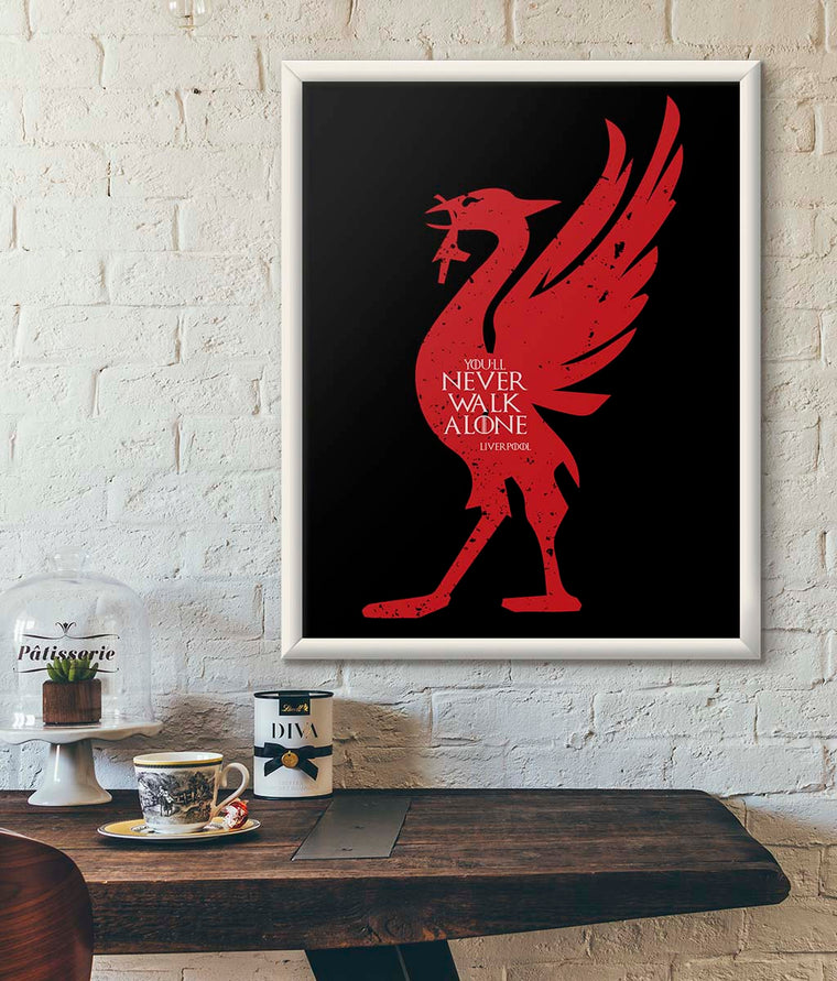 House Liverpool Poster