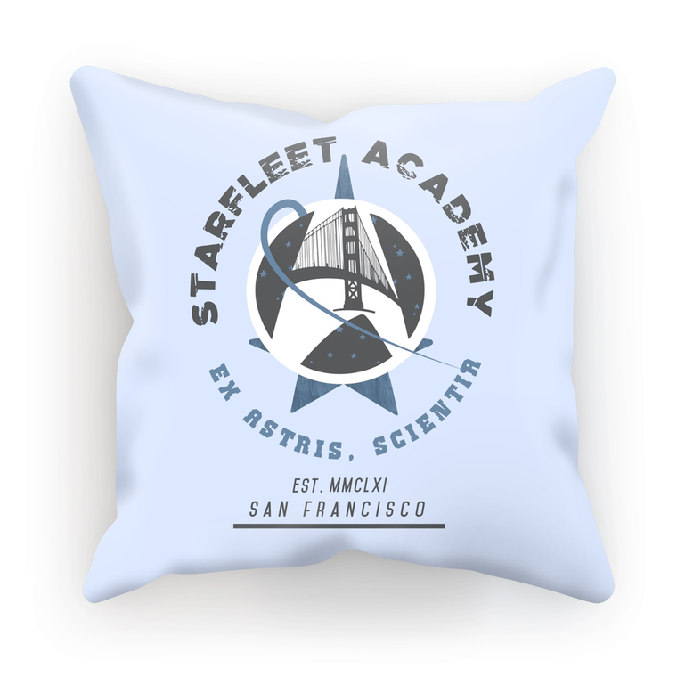 star trek starfleet academy cushion