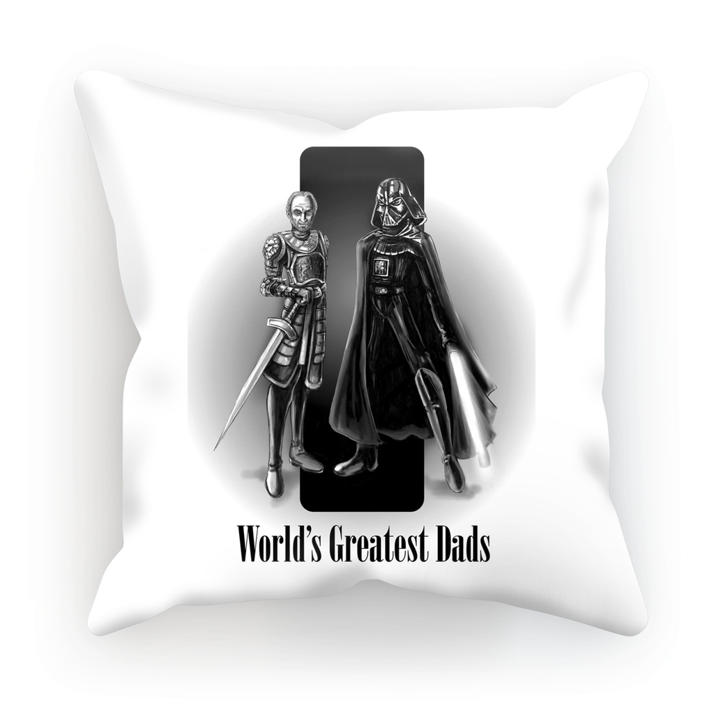 World's Greatest Dads Cushion