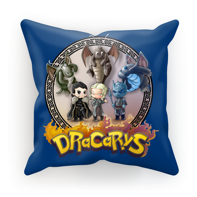 Mother of Dragonites Cushion