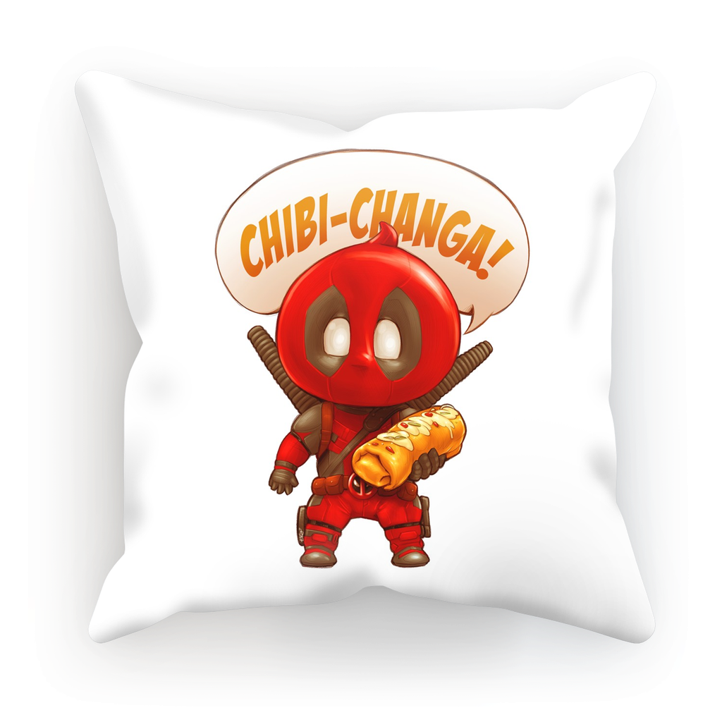 Deadpool Chibi-Changa Cushion