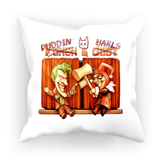 Puddin & Harls Cushion