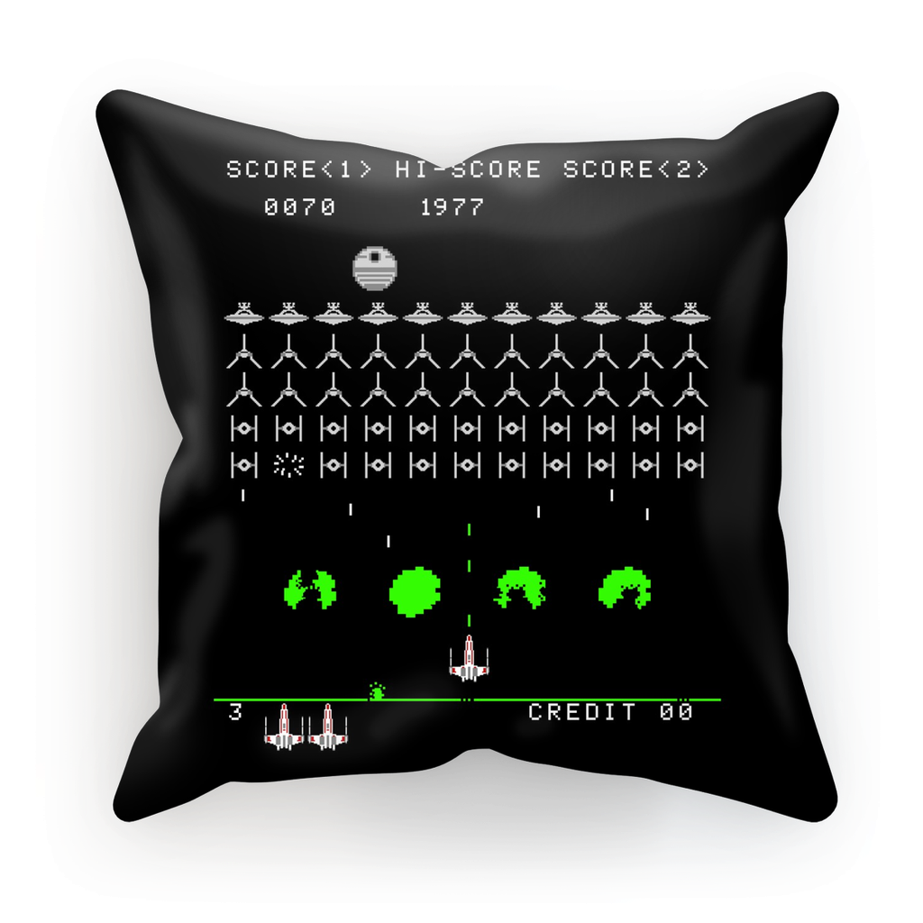 star wars rebel invaders cushion