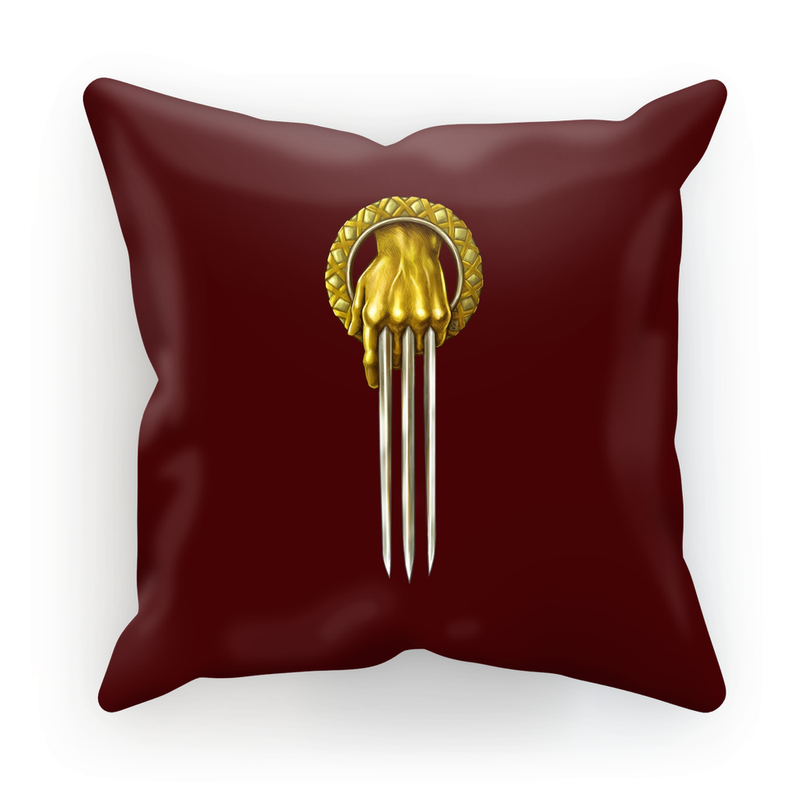 game of thrones hand of the king wolverine cushion