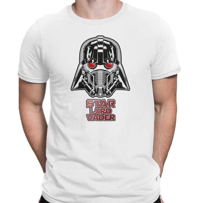star wars t-shirt marvel t-shirt star lord vader black