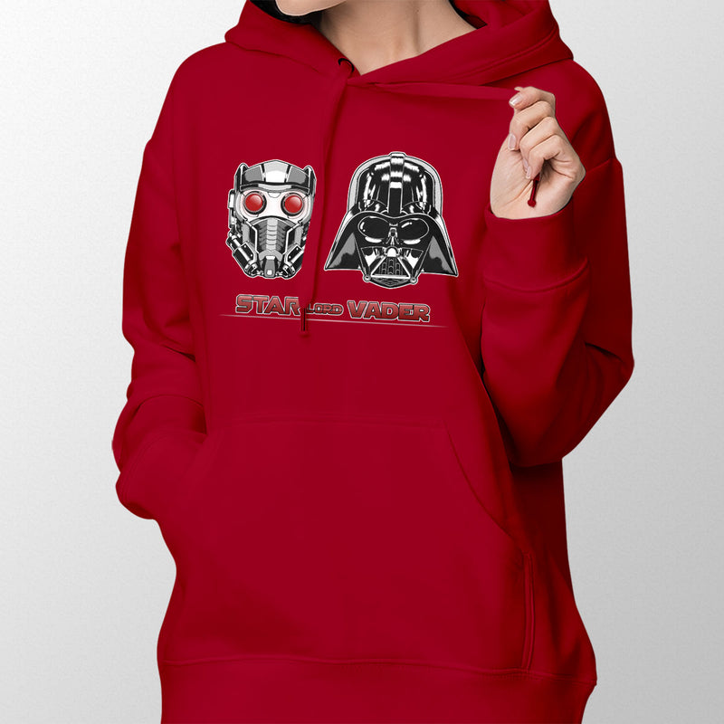 star wars marvel hoodie red