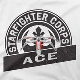 star wars starfighter corps t-shirt