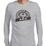 star wars starfighter corps t-shirt grey