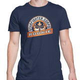 star wars t-shirt starfighter corps tee navy