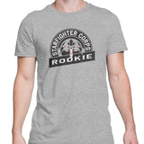 star wars t-shirt starfighter corps tee grey