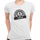 star wars starfighter corps tee white