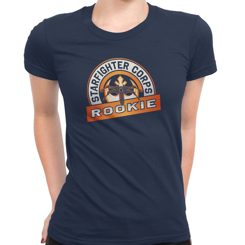 star wars starfighter corps tee navy