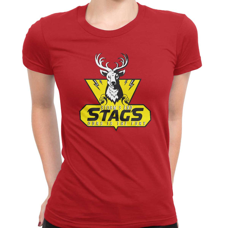 Storm's End Stags Women's Classic Tee