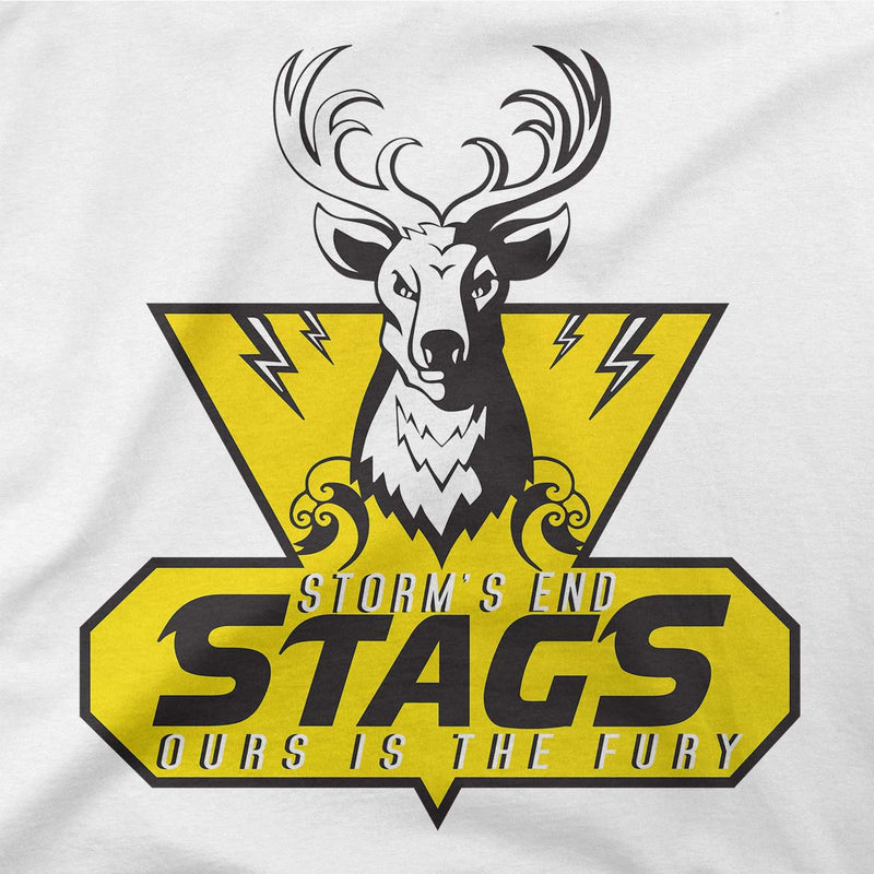 Storm's End Stags Unisex Baseball Tee