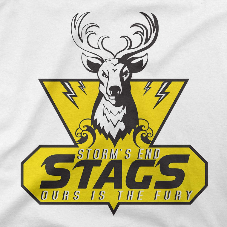 Storm's End Stags Men's Pullover Hoodie