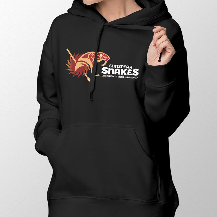 Sunspear Snakes Women's Pullover Hoodie