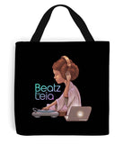 Star Wars Beatz By Leia Tote Bag