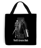 World's Greatest Dads Tote Bag