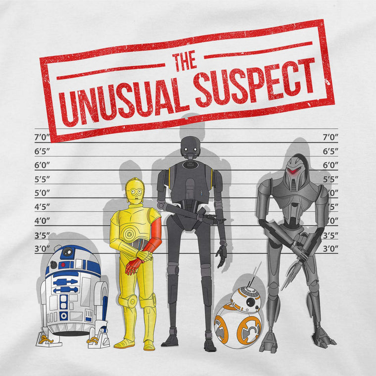 The Unusual Suspect Women's Long Sleeve Tee
