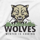 Winterfell Wolves Men's Long Sleeve Tee