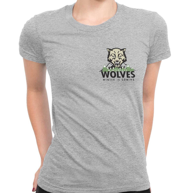 Winterfell Wolves Women's Classic Tee