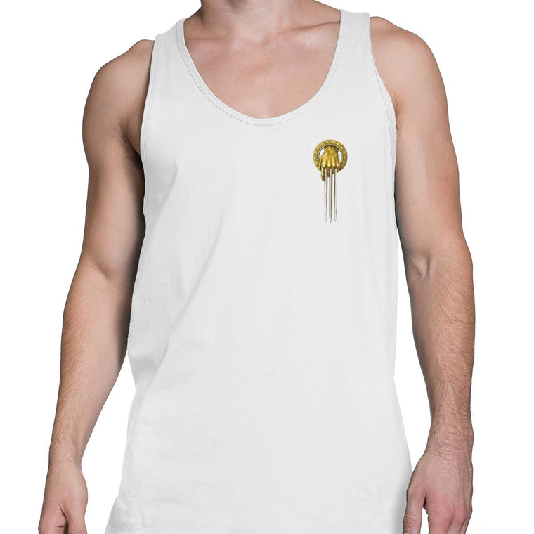 Game of Thrones: Hand of the Wolverine Emblem Men's Tank Top