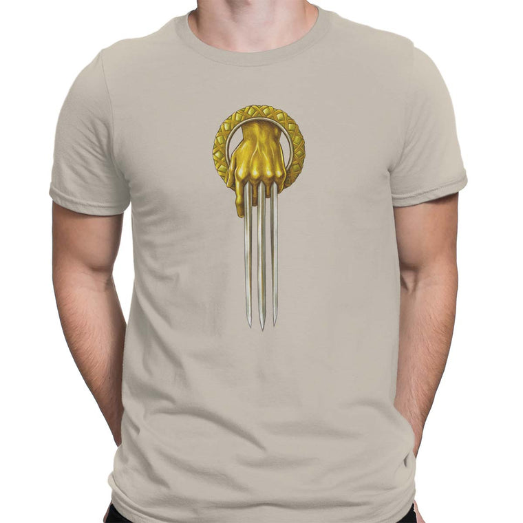 Hand of the King Wolverine Men's Graphic Tee