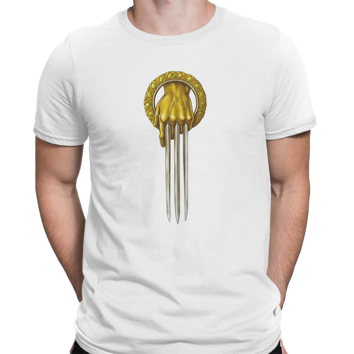 game of thrones hand of the king t-shirt