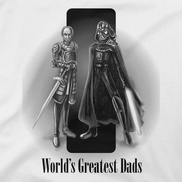 World's Greatest Dads Men's Classic Tee