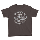 x-men kids tshirt brown