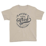 x-men kids tshirt beige