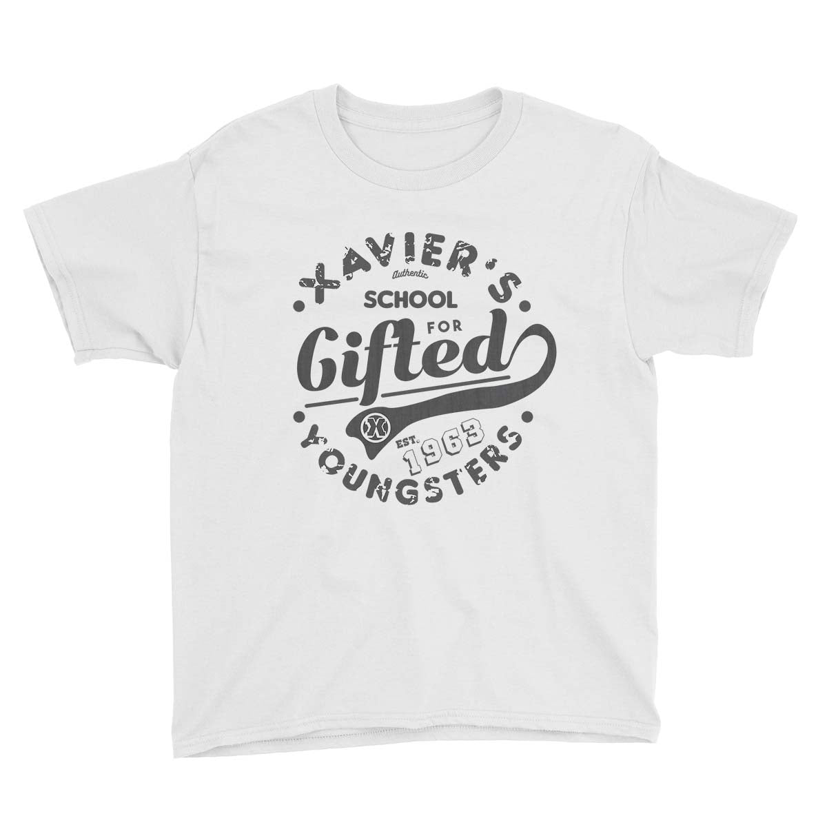 x-men kids tshirt white