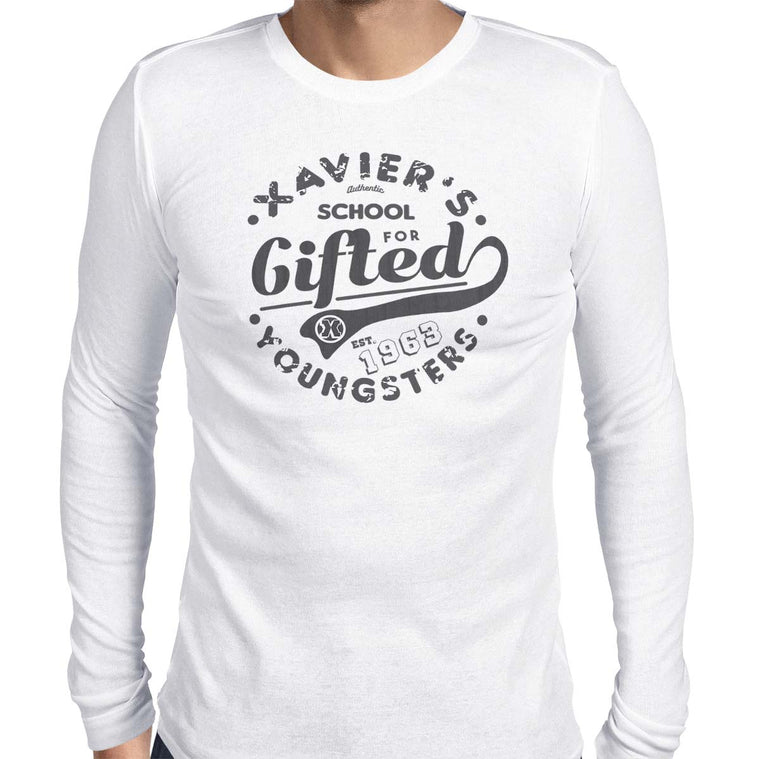 Xavier's School Men's Long Sleeve Tee