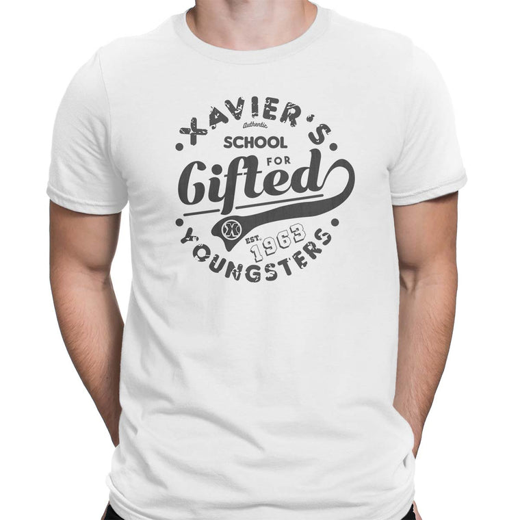 Xavier's School Men's Classic Tee