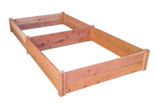 GroGardens 4' x 8' Redwood Raised Garden Bed - GroGardens