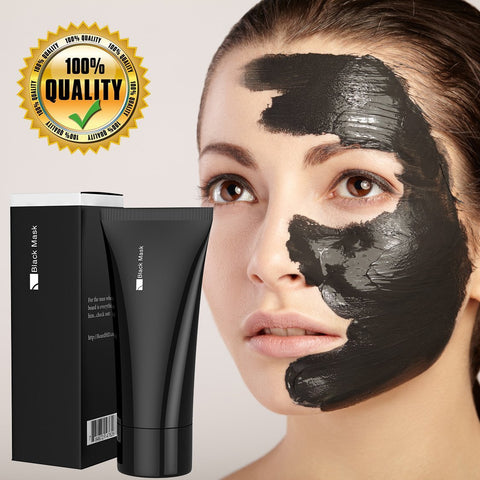 Pimple & Blemish Removal Mask - Activated Charcoal