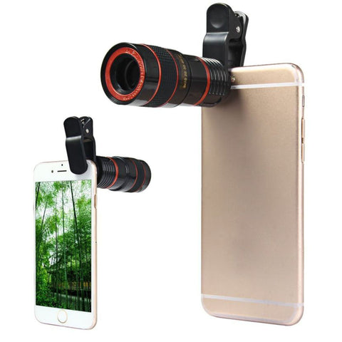 Professional Photo Lens for iPhone