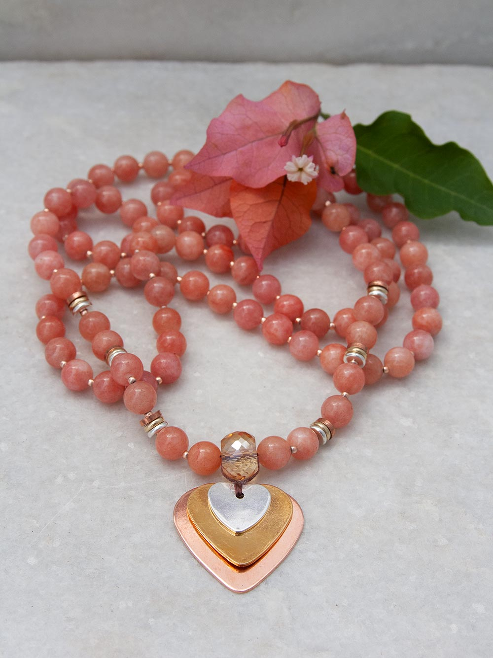 Heart of All Hearts Mala