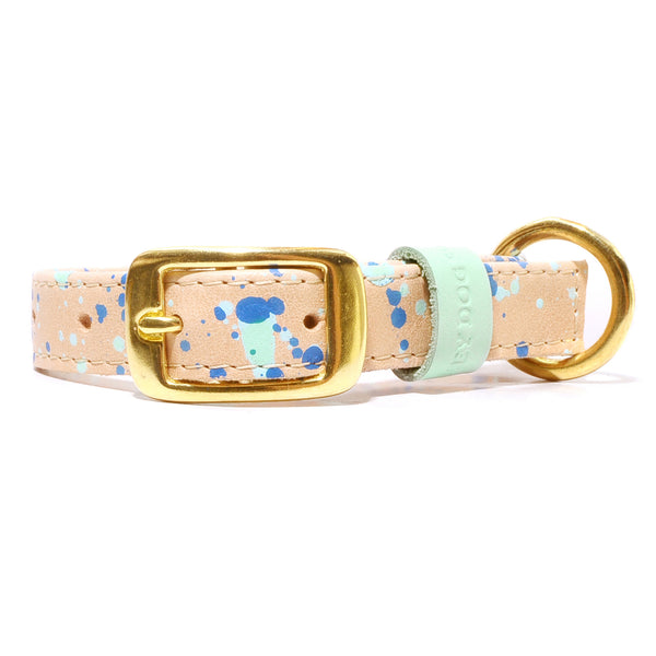 HEY DOG Co. NEW ARRIVAL | Minty Dots Collar